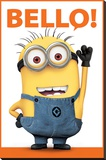Despicable Me 2 - Bello Stretched Canvas Print
