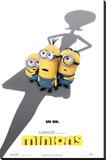 Minions - Uh Oh Stretched Canvas Print