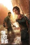 The Last of Us Stretched Canvas Print