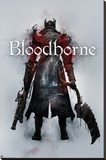 Bloodborne Stretched Canvas Print