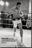 Muhammad Ali Stretched Canvas Print