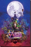 The Legend Of Zelda - Majora's Mask Stampa su tela