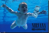 NIRVANA - Nevermind Stretched Canvas Print