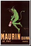 Maurin Quina 1920 Stretched Canvas Print