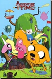 Adventure Time-House 25 Stretched Canvas Print
