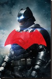 Batman Vs. Superman- Batman Solo Stretched Canvas Print