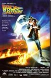 Retour vers le futur, Back To The Future, film de Robert Zemeckis Toile tendue sur châssis
