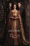 Reign Stretched Canvas Print