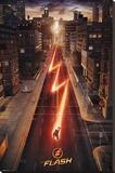 The Flash Trykk på strukket lerret