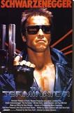 The Terminator Opspændt lærredstryk