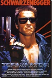 The Terminator Stretched Canvas Print