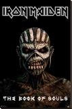 Iron Maiden- Book Of Souls Bedruckte aufgespannte Leinwand