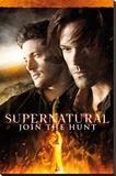 Supernatural- Join The Hunt Opspændt lærredstryk