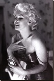 Ed Feingersh Marilyn Monroe Chanel Glow Movie Poster Print Stretched Canvas Print