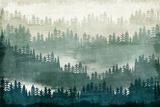 Mountainscape Plakater av Michael Mullan