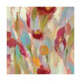 Breezy Floral III Giclée-Premiumdruck von Silvia Vassileva
