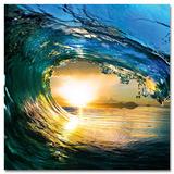 First Summer Wave Kunstdrucke