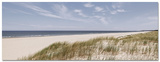 Der Strand Kunstdrucke