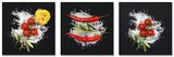 Cucina Italiana Pomodori V Poster von Uwe Merkel