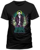 Suicide Squad- Joker Chaos T-Shirt