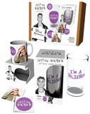 Justin Bieber Limited Edition Gift Set Rariteter