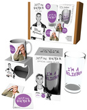 Justin Bieber Limited Edition Gift Set Gadgets