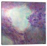 Heavenly Portal Stretched Canvas Print by Barbara Biolotta