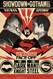 Batman Vs Superman- Ultimate Face Off Prints