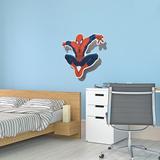 Ultimate Spiderman Wall Art Pappfigurer