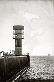 Harbour Wall Photographic Print by Torsten Richter