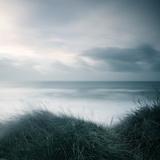 Winter Seascape Fotografie-Druck von David Baker