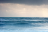 Winter Seascape Reproduction photographique par David Baker