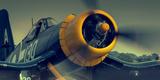 British Fighter Plane Wwii Photographic Print by David Bracher