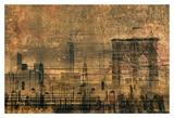 Urban scene III Prints by Jean-François Dupuis