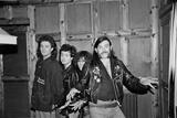Lemmy from Motorhead Lámina fotográfica