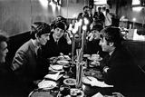 The Beatles Fotografisk trykk av  Barham