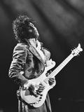 Prince Pop Star Fotografie-Druck von Mike Maloney