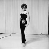 Shirley Bassey Fotografie-Druck von Bob Hope