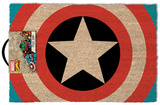 Captain America Door Mat Rariteter