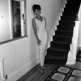 Shirley Bassey Photographic Print by Freddie Reed