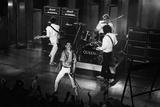 Freddie Mercury Fotografisk tryk af Bill Rowntree