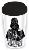Star Wars - The Force is Strong Travel Mug Taza