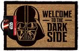 Star Wars - Welcome To the Darkside Door Mat Neuheit