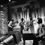 The Small Faces Fotografisk tryk af Freddie Reed