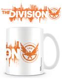 The Division - SHD Cityscape Mug Tazza