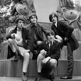 The Kinks, 1964 Fotografisk tryk af Doreen Spooner