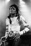 Michael Jackson 1988 Fotografisk trykk