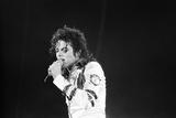 Michael Jackson 1988 Fotografisk tryk