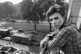 David Bowie 1977 Reproduction photographique par Mike Maloney