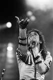 Michael Jackson 1988 Fotografie-Druck
